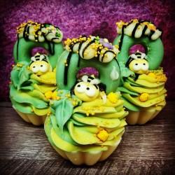 cupcake verveine