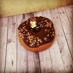 Donut chocolat